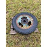 Fordson Super Major caste iron wheel 600x19