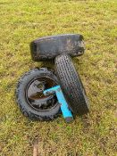 Webb Beet drill wheels & tyres