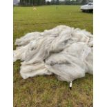wonder-mesh crop protection cover Wondermesh Insect Netting can be used all the year round from