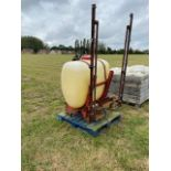 Hardi Sprayer converted for Rasberries - pump only 2 years old