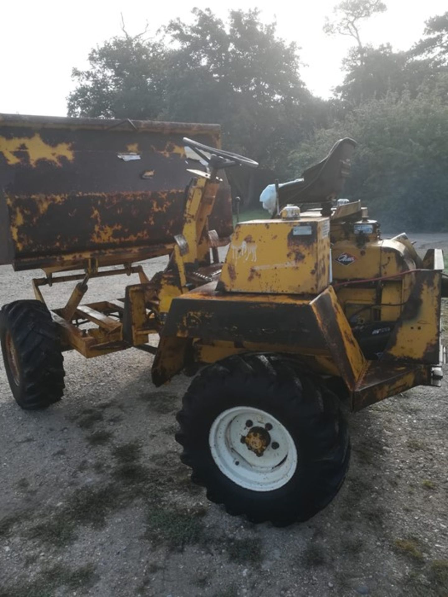 Sanderson Dumper Truck - Image 3 of 7