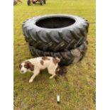 16.9,38 tractor rear tyres