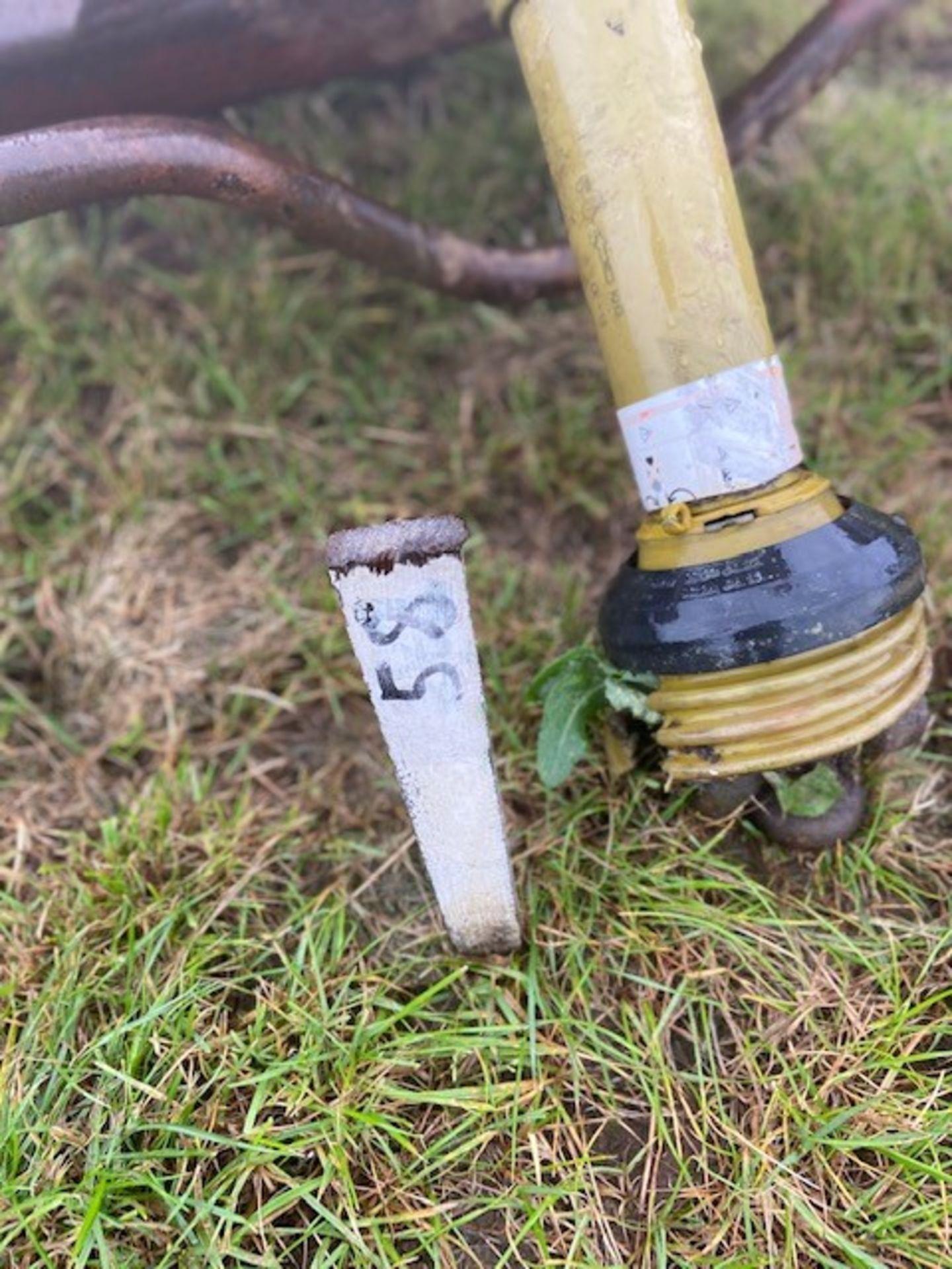 Vicon 3m power harrow - Image 2 of 5