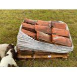 pallet of 150 pan tiles