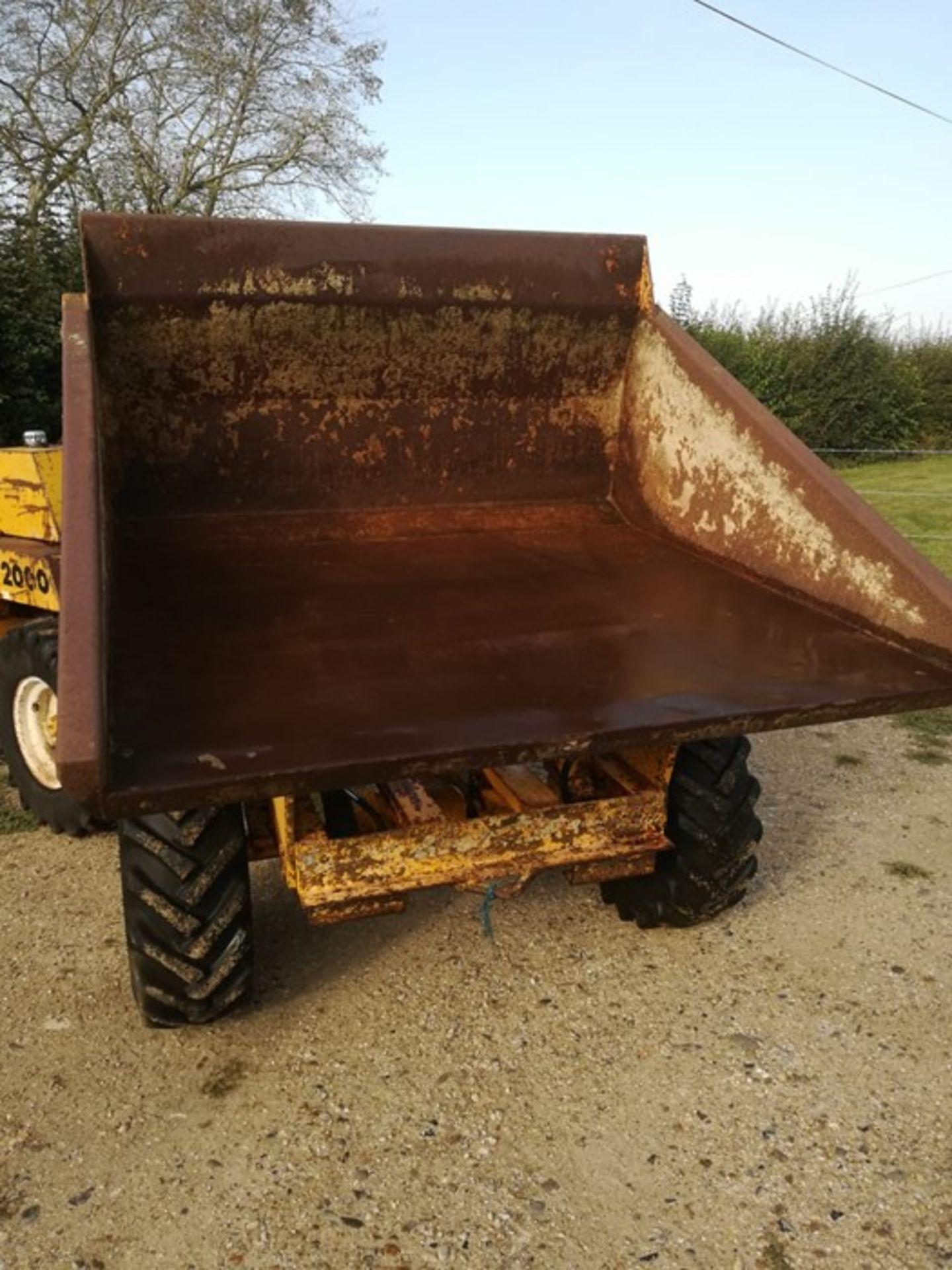 Sanderson Dumper Truck - Image 7 of 7