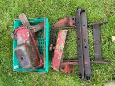 International 250/275 tractor spares