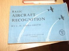Basic Aircraft Recognition Book & Battle of Marne