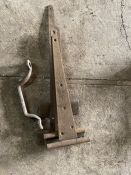 door furniture including hinges