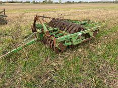Plough press