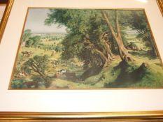 2 James McIntosh Patrick Prints Mid Summer Fife 50 x 37 cm and ltd edition print no 728 of 850 46