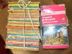 Ladybird Books and Ordnance Survey Maps