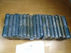 Library of classics by Collins, mostly in sleeves