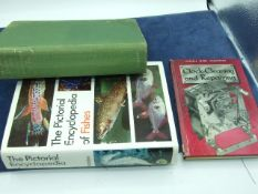 Tropical Fish , Encyclopedia of Fishes and Clock Cleaning and Repair