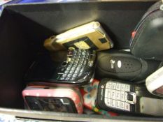 Box Mobile Phones ( some shop display dummy ones )