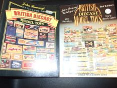 JohnRamseys Die Cast Catalogue 3rd and 5th Editions