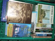 5 Crates of Books from House Clearance ( crates not included )