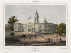 Kollner, Augustus: City-Hall und Capitol