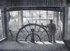 Hesse-Wartegg, Ernst von: Mississippi-Fahrten