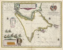 Blaeu, Willem Janszoon: Tabula Magellanica