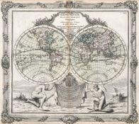 Brion de la Tour, Louis: Atlas général, civil, ecclesiastique et militaire