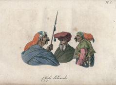 Johnson, John: Voyage de l'Inde en Angleterre