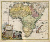 Hase, Johann Matthias: Africa