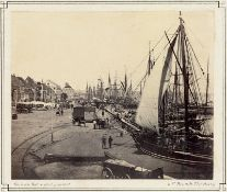 Brandt, Christian Friedrich: Views of Flensburg