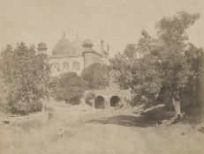 Murray, John: The Jama Masjid, Agra