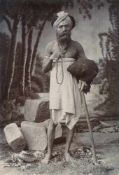 British India: Portraits of Indian types