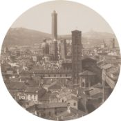 Italy: General view of Bologna