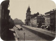 Beyer, Karol: Faubourg de Cracovie, Warsaw