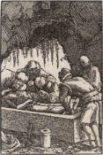 Altdorfer, Albrecht: Sündenfall und Erlösung des Menschengeschlechts