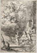 Carpioni, Giulio: Die Geburt Christi