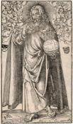 Cranach d. Ä., Lucas: Christus als Weltenrichter