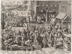 Bruegel d. Ä., Pieter - nach: Justicia