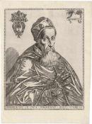 Aelst, Nicolaes van: Brustbildnis des Papstes Innocenz IX.