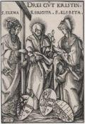 Burgkmair d. Ä., Hans: Die drei christlichen Heldinnen