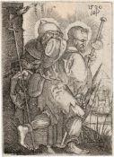 Beham, Hans Sebald: Die Apostel Philipp und Jakobus, Andreas und Thomas