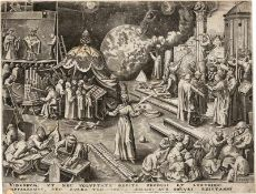 Bruegel d. Ä., Pieter - nach: Temperantia