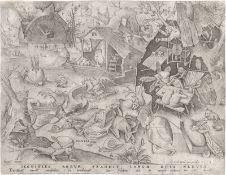 Bruegel d. Ä., Pieter - nach: Desidia