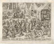 Bruegel d. Ä., Pieter - nach: Charitas