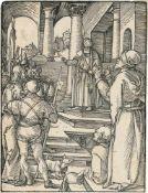 Dürer, Albrecht: Christus vor Pilatus