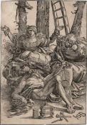 Baldung, Hans: Die Beweinung Christi