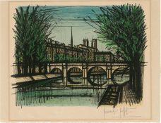 Buffet, Bernard: Le Pont Neuf