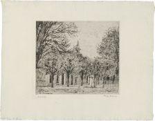 Baum, Paul: Rathaus in St. Anna