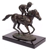 David Cornell, 'Champion Finish',