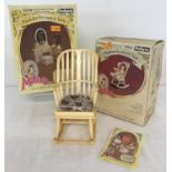 2 x 1970's Pedigree Toys boxed Matilda accessories.