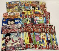 47 issues of The Beano comic, all dating from 2010.