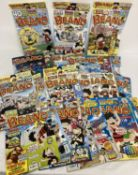 48 issues of The Beano comic, all dating from 2011.