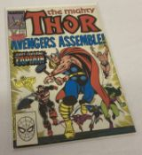 The Mighty Thor, Issue #390, Comic Book published by Marvel Comics.
